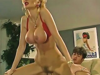 Wild Blonde Milf Babe Having Wild Sex With A College Guy