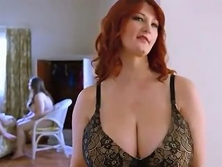 Redhead Mom With Big Tits Hairy Cunt Txxx Com